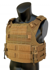 What About A Plate Carrier Vest?